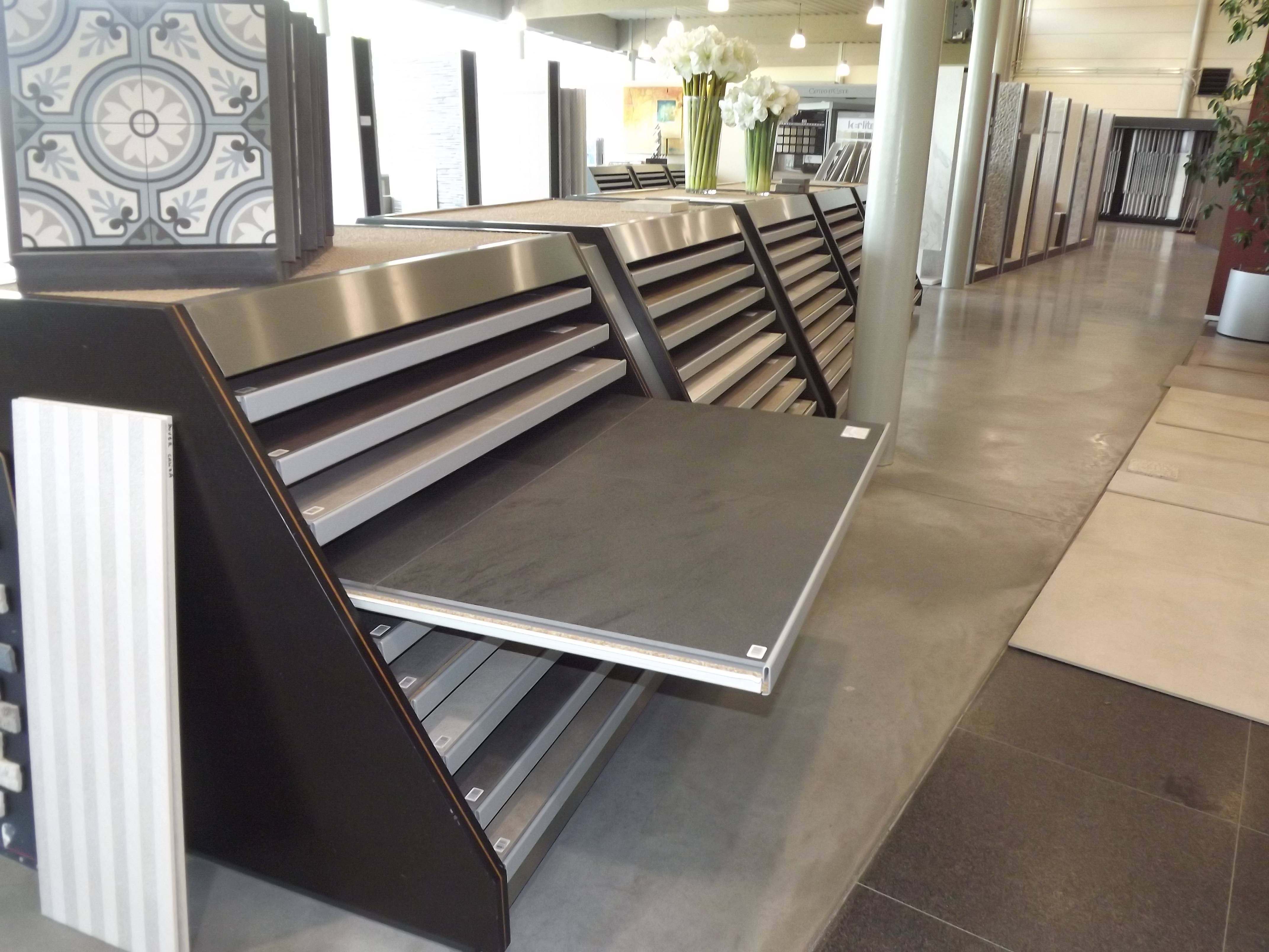 Display carrelage occasion bart rotsaert machinery for Carrelage occasion