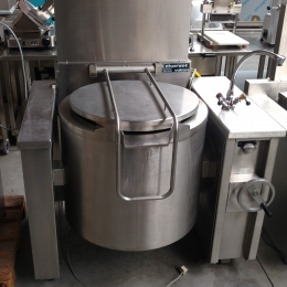 Cooking kettle 150 L