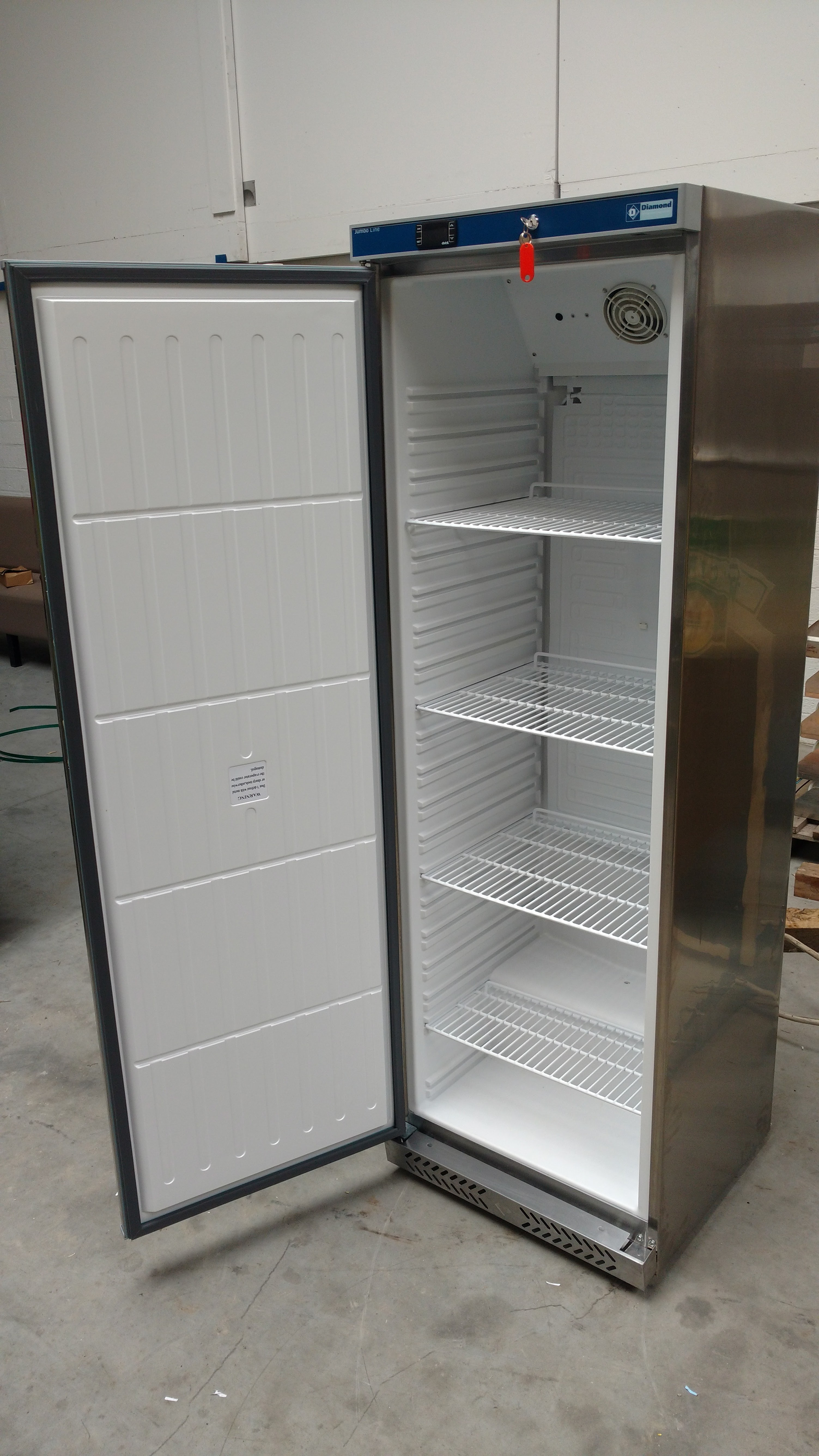 armoire frigorifique ventil e occasion diamond bart. Black Bedroom Furniture Sets. Home Design Ideas