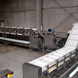 Multi-weigher Marel A320