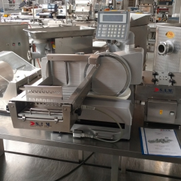 S.A.M. Automatische snij- & verpakkingsmachine