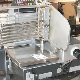 Automatische vleessnijmachine Bizerba
