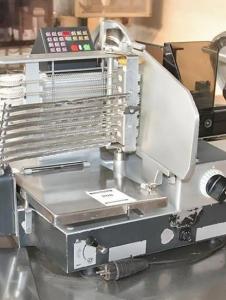 Automatic slicer Bizerba