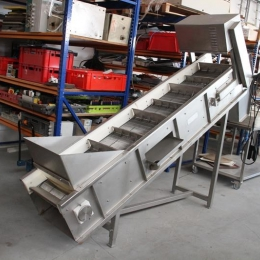 Lift conveyor stainless steel