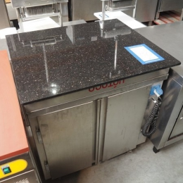 refrigerated counter gamko