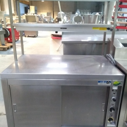 Heated cabinet Sabomat
