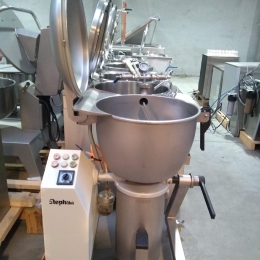 Stephan Vacuum Mixer