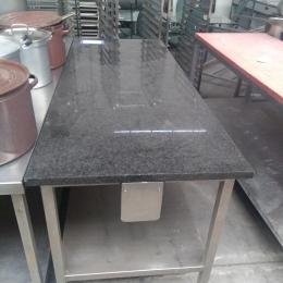 Granite worktable