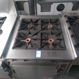 Delrue gas stove