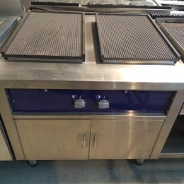 Double grill charvet