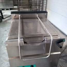 Electric tilting roasting pan TGCP