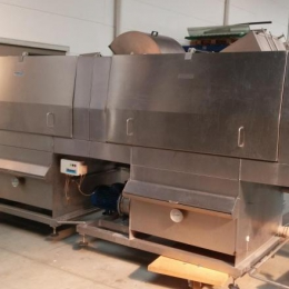 Conveyor Dishwasher Eliona Industrial