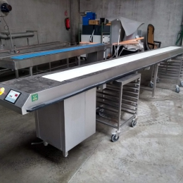 conveyor belt 5.5 meter