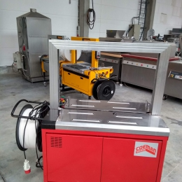 Coeman strapping machine
