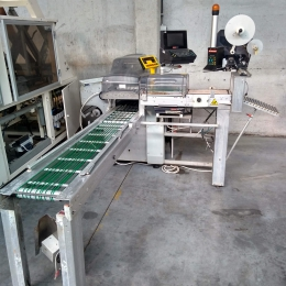 packaging machine Waldys