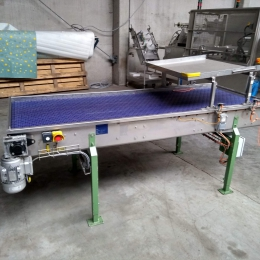 conveyor belt 2.5 meter
