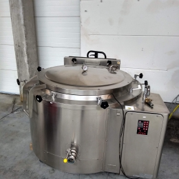 Cooking kettle Firex 475L