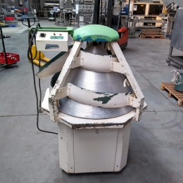 conical rounder Kalmeijer