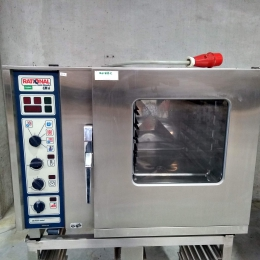 Combisteamer rational cm 6
