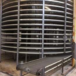 Pasteurization & Freezer Spiral