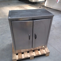 Hannosset hot cupboard