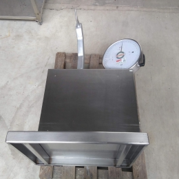 Omega weighing scale