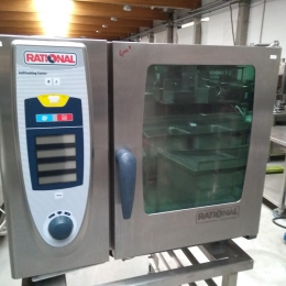 Combisteamer Rational SCC 61E
