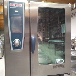 Combisteamer Rational SSC WE 101G