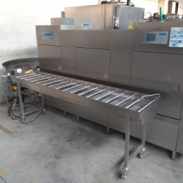 Winterhalter Multi-tank rack conveyor