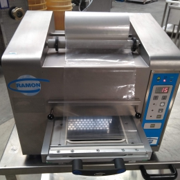 Ramon tray packaging machine
