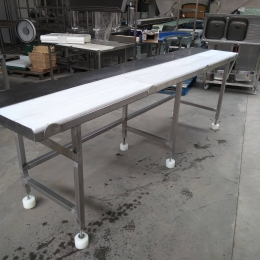 table inox avec ertalon