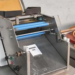 Machine emballage de foil