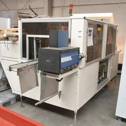 Box sealing machine Cryovac