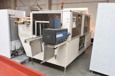 Box sealing machine Cryovac