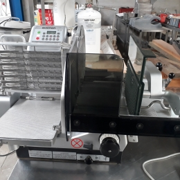 Fully automatic slicer Bizerba VS 12 D